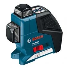 Лазерный нивелир Bosch GLL 2-80 в аренду, в прокат