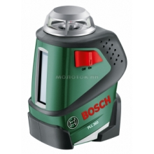 Лазерный нивелир Bosch PLL 360 в аренду, прокат