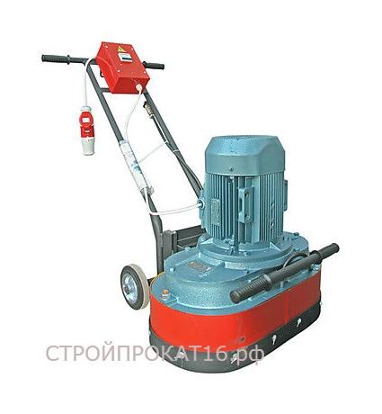 Аренда шлифовальной машины по бетонным полам, стройпрокат16.рф